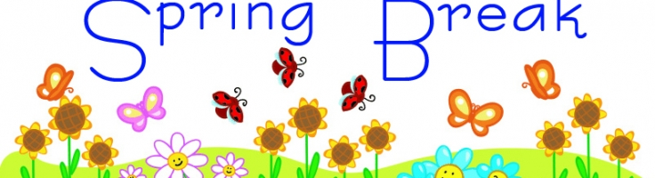 Image result for spring break clipart""